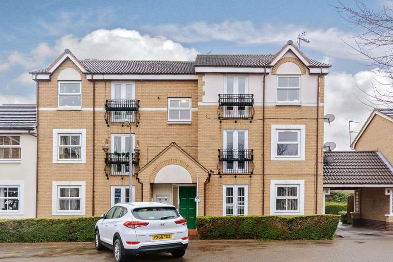 2 Bedrooms Ground Flat for sale in Lealholme Court, Howdale Road, Hull, HU8 9FF