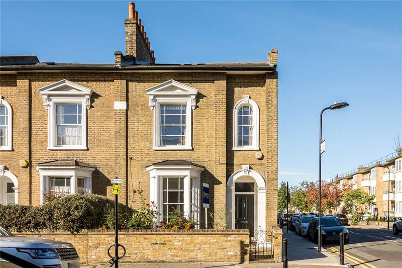 4 Bedrooms Mews House for sale in Greenwood Road, London, E8