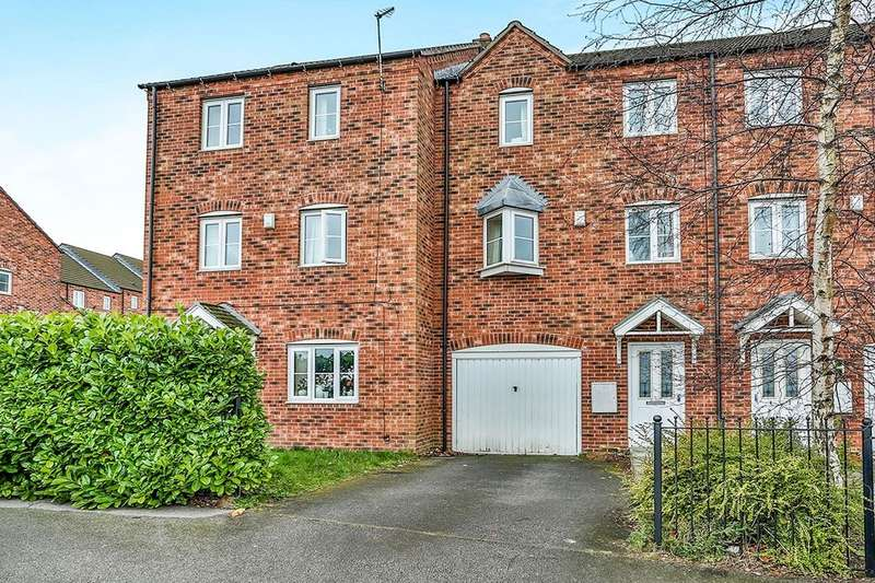 3 Bedrooms Terraced House for sale in Raynald Road, Sheffield, S2