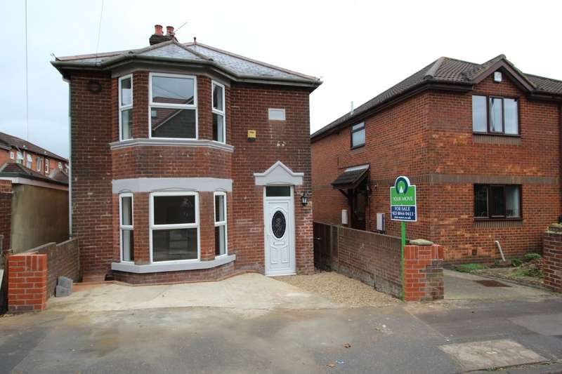 3 Bedrooms Detached House for sale in Weston Grove Road, Southampton, SO19