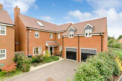 5 Bedrooms Detached House for sale in Rogers Lane, Buckingham