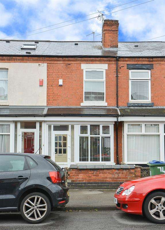 2 Bedrooms Terraced House for sale in Lightwoods Road, Bearwood