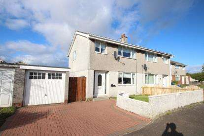 3 Bedrooms Semi Detached House for sale in Blairdenan Avenue, Moodiesburn