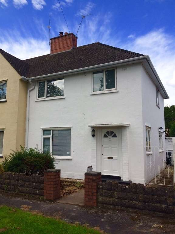3 Bedrooms End Of Terrace House for sale in St Fagans Road, Cardiff