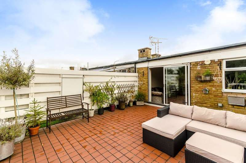 2 Bedrooms Flat for sale in Beulah Hill, Upper Norwood, SE19