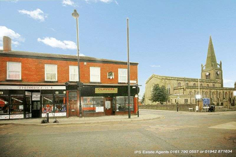 Property for sale in Elliott Street Tyldesley, Manchester