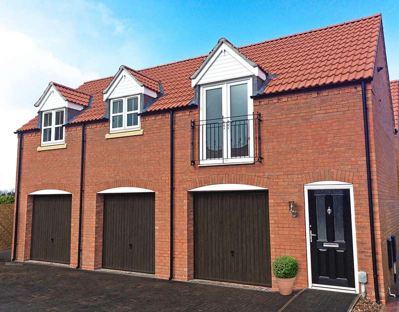 2 Bedrooms Apartment Flat for sale in Plot 11, The Appleby, The Swale, Corringham Road DN21