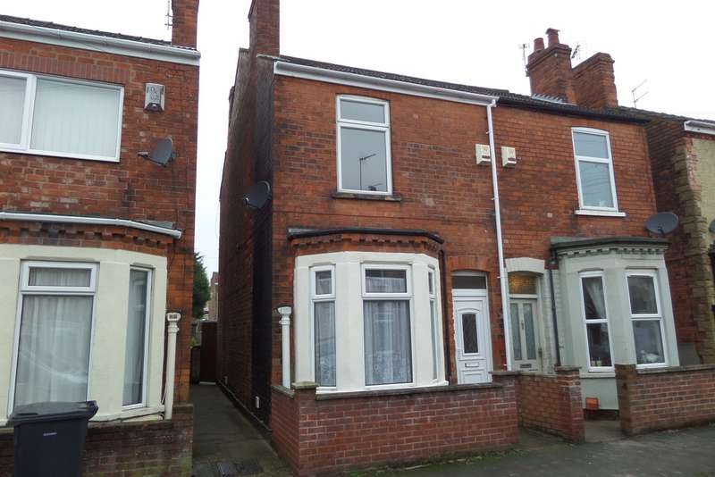 2 Bedrooms Semi Detached House for sale in Curzon Street, Gainsborough DN21