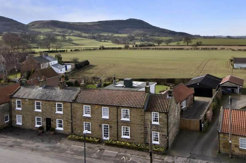 5 Bedrooms Village House for sale in Bridge House, Swainby, Northallerton, North Yorkshire, DL6 3DG