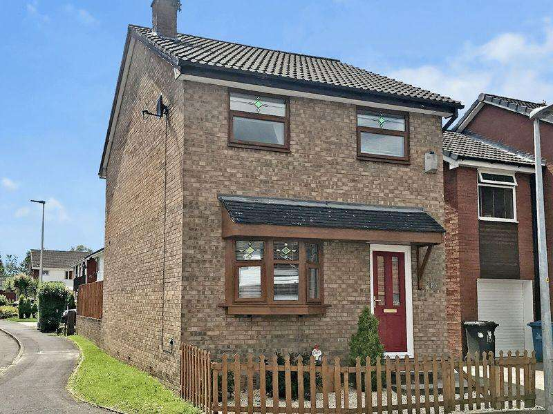 3 Bedrooms Detached House for sale in Porthleven Road, Sutton Park