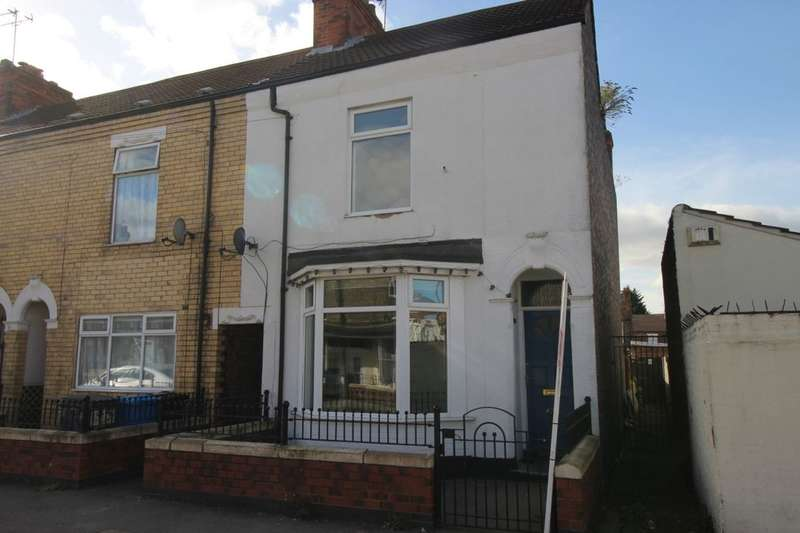 3 Bedrooms Terraced House for sale in De La Pole Avenue, Hull, HU3