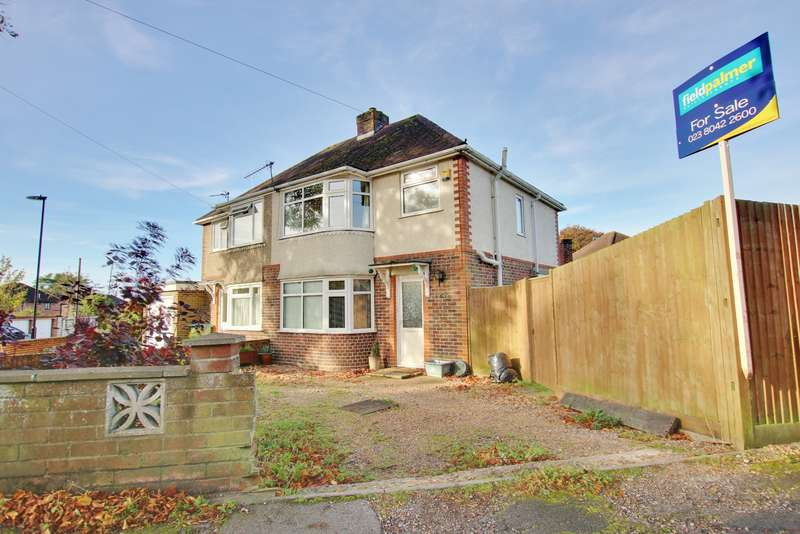 3 Bedrooms Semi Detached House for sale in Cleethorpes Road, Sholing