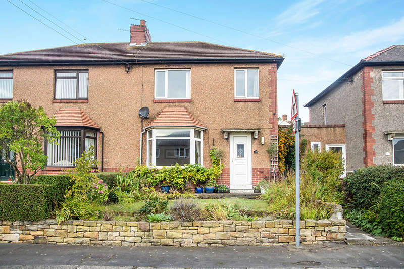 3 Bedrooms Semi Detached House for sale in Barns Road, Warkworth, Morpeth, NE65