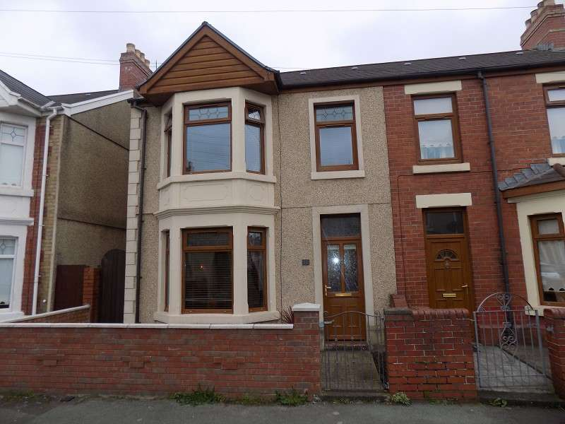3 Bedrooms End Of Terrace House for sale in Adare Street, Port Talbot, Neath Port Talbot. SA12 6QF