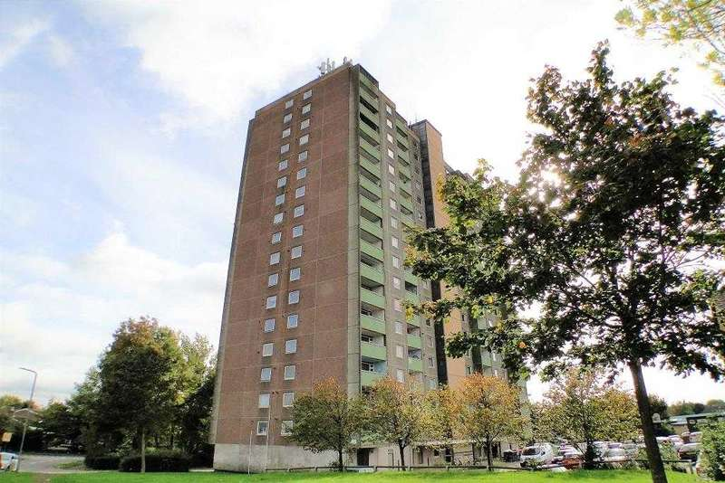 2 Bedrooms Apartment Flat for sale in Mellish Court, Milton Keynes