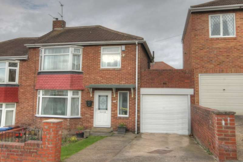 3 Bedrooms Semi Detached House for sale in Bellister Grove, Fenham, Newcastle Upon Tyne, NE5