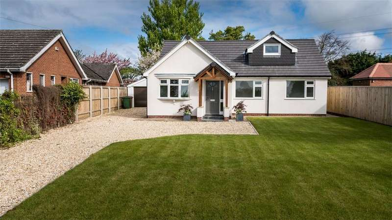 5 Bedrooms Detached House for sale in Valhala Beverley Road, Walkington, East Riding of Yorkshire