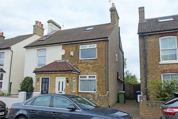 4 Bedrooms Semi Detached House for sale in Park Road, Sittingbourne, Kent
