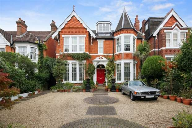 9 Bedrooms Detached House for sale in Park Hill, Ealing