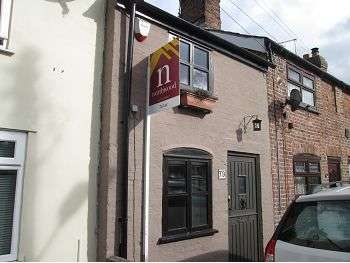 2 Bedrooms Terraced House for sale in Elton Road, Sandbach, CW11 3NF