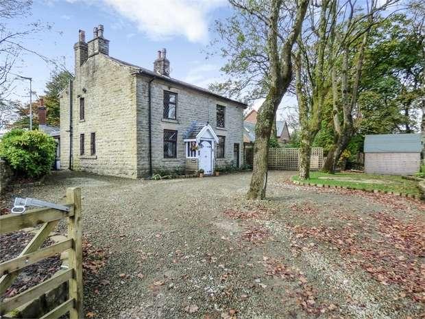 5 Bedrooms Detached House for sale in Rivington Road, Belmont, Bolton, Lancashire
