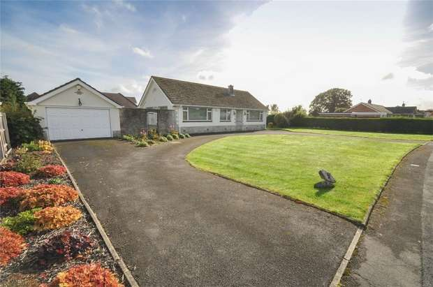 3 Bedrooms Detached House for sale in Brookside Road, WIMBORNE, Dorset