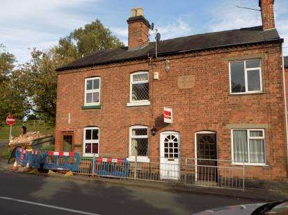 2 Bedrooms Terraced House for sale in Cheshire Cottages, Coleshill Road, Furnace End, West Midlands