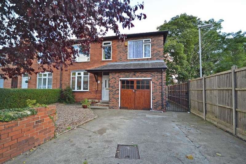 4 Bedrooms End Of Terrace House for sale in Darnley Avenue, Wakefield