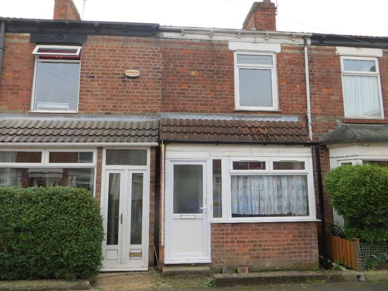 2 Bedrooms Terraced House for sale in Welbeck Street, Hull, HU5 3SB