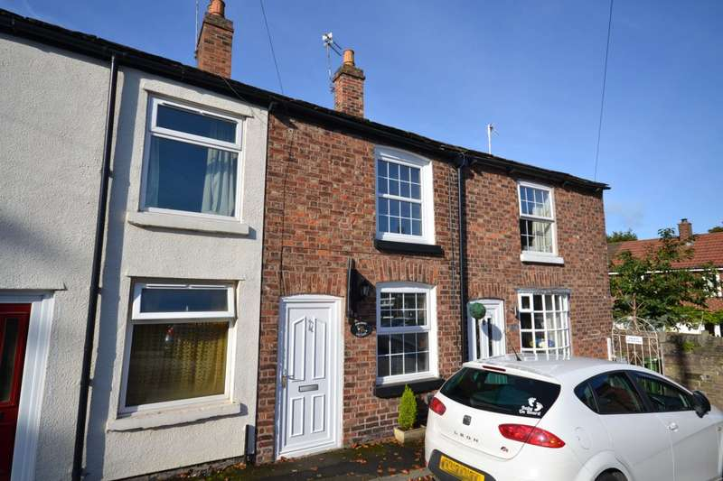 2 Bedrooms Terraced House for sale in 15 Pleasant Street, Macclesfield