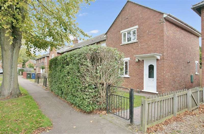 2 Bedrooms End Of Terrace House for sale in Wykham Place, Banbury, Oxfordshire, OX16