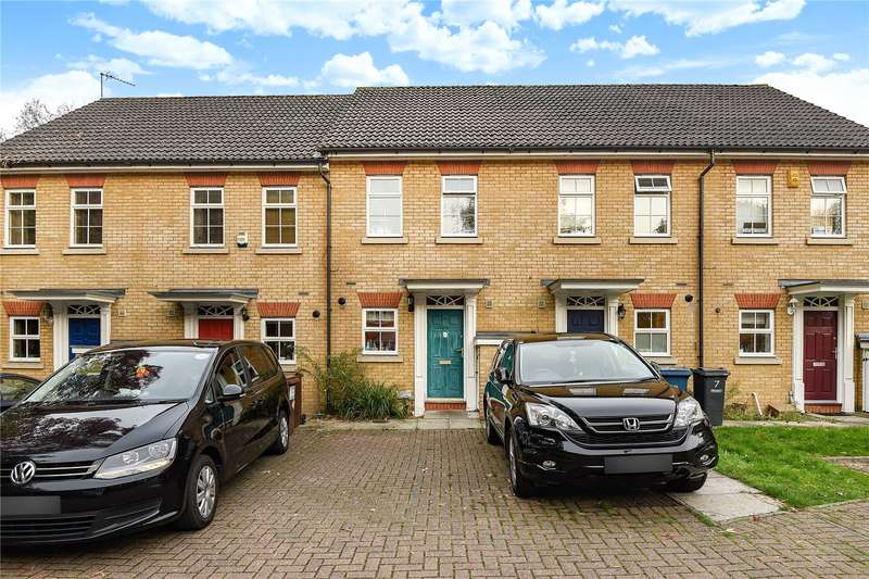 2 Bedrooms Terraced House for sale in Edinburgh Close, Pinner, Middlesex, HA5