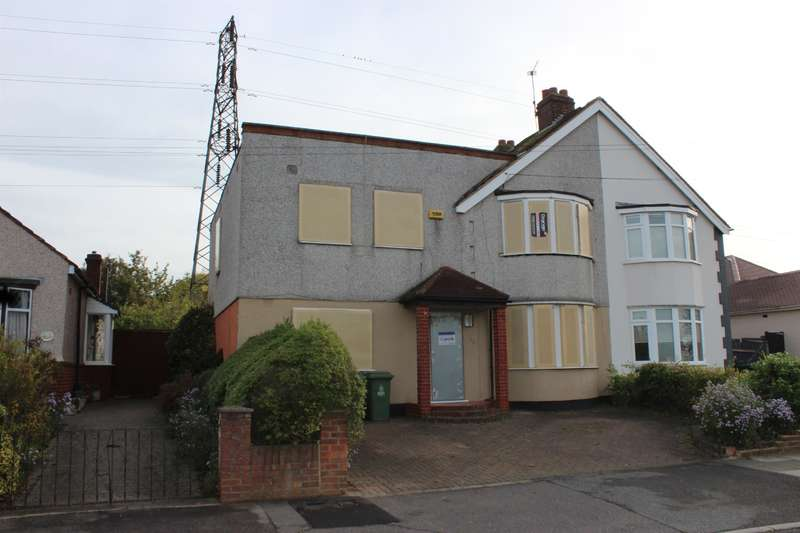 5 Bedrooms Semi Detached House for sale in Yorkland Avenue, Welling, Kent, DA16 2LG