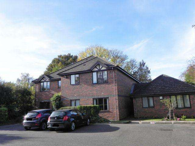 1 Bedroom Flat for sale in Walmley Park Court,Walmley,Sutton Coldfield