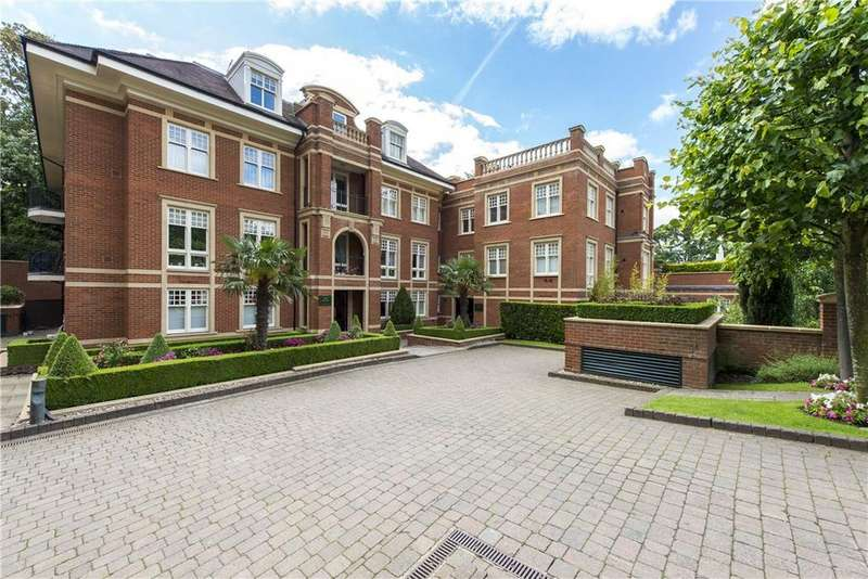 3 Bedrooms Flat for sale in Pavilion Court, Frognal Rise, London, NW3