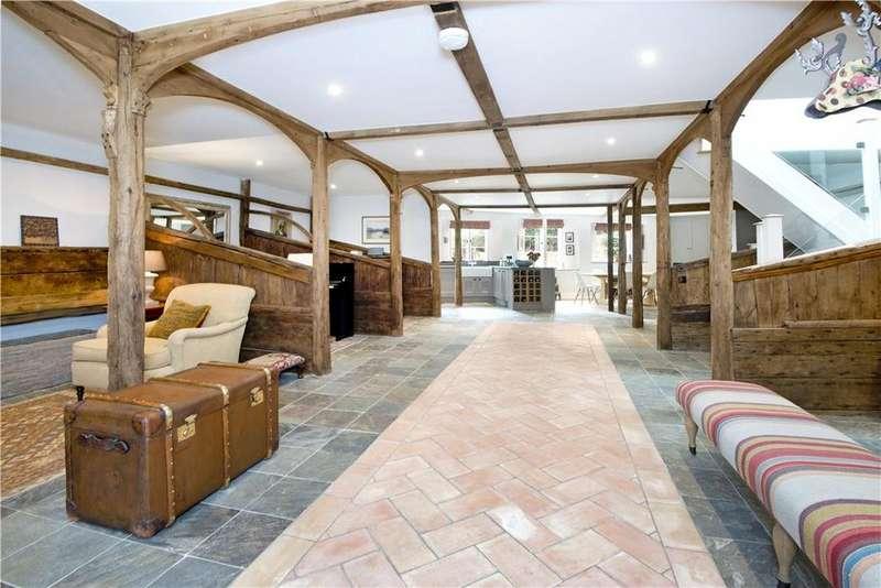 4 Bedrooms Terraced House for sale in Farningham Mill, High Street, Farningham, Kent, DA4