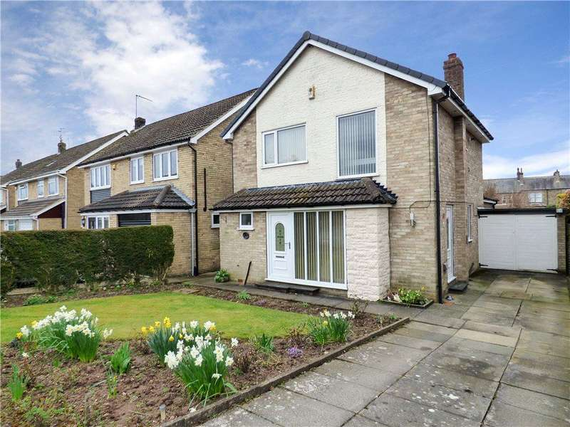 3 Bedrooms Detached House for sale in Park Way, Knaresborough, North Yorkshire