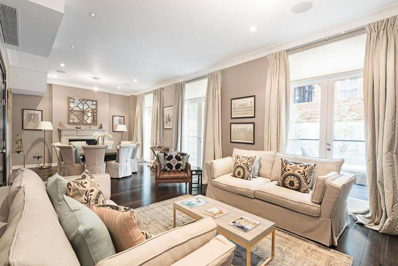 6 Bedrooms House for rent in Harley Gardens, Chelsea, London, SW10