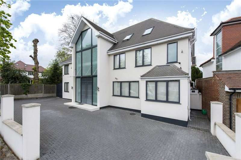 7 Bedrooms Detached House for sale in Sherwood Road, London, NW4
