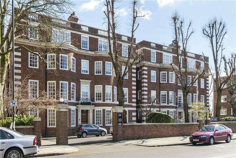 3 Bedrooms Flat for sale in Park Lodge, St. Johns Wood Park, London, NW8