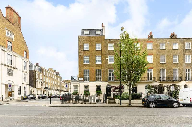 2 Bedrooms Flat for sale in Cliveden Place, Belgravia, SW1W