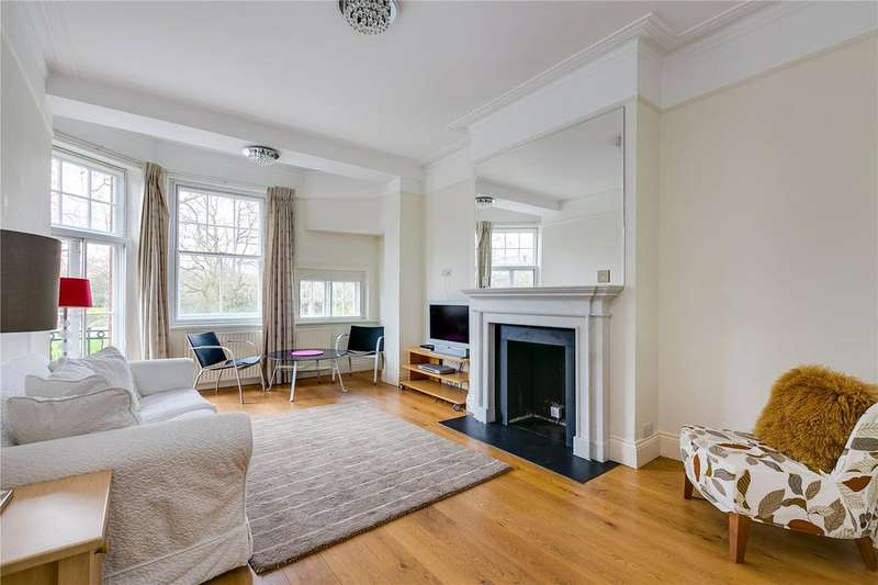 3 Bedrooms Flat for sale in Primrose Mansions, Prince of Wales Drive, London