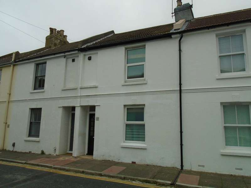2 Bedrooms Terraced House for rent in Stanley Street, Brighton