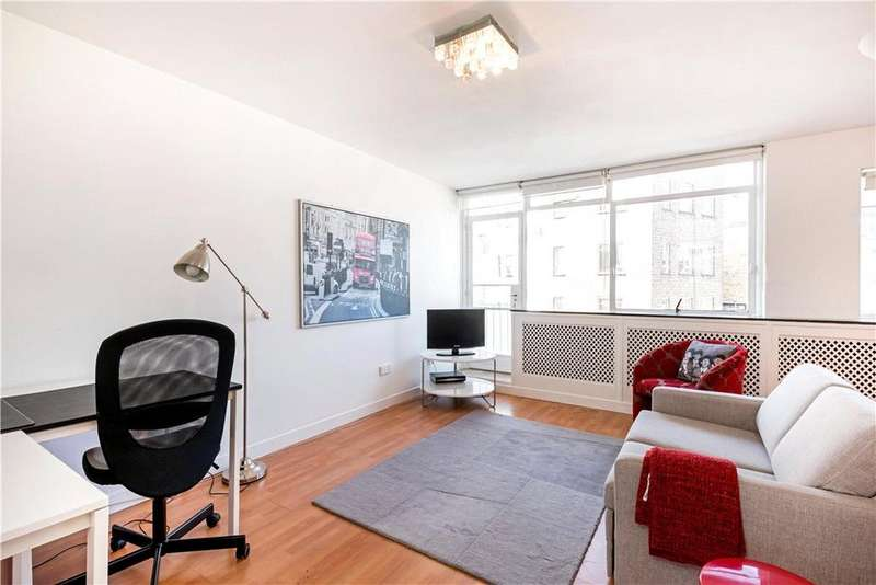 1 Bedroom Flat for sale in Carroll House, Craven Terrace, Bayswater, London, W2