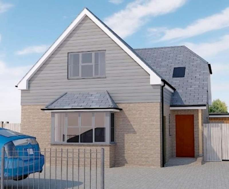4 Bedrooms Detached House for sale in Villa Road, Stanway, West Colchester