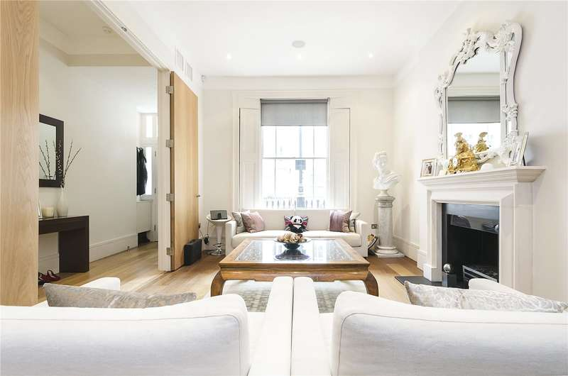 5 Bedrooms Terraced House for sale in Gloucester Street, London, SW1V