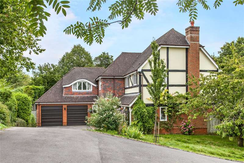 6 Bedrooms Detached House for sale in Little Hayes Lane, Itchen Abbas, Winchester, Hampshire, SO21