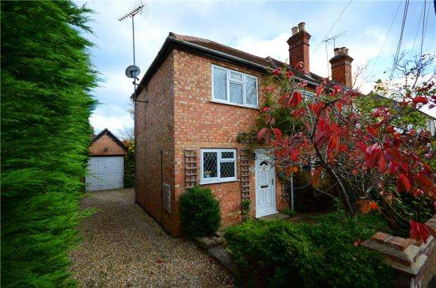 3 Bedrooms End Of Terrace House for sale in Belmont Cottages, 98 Owlsmoor Road, Sandhurst