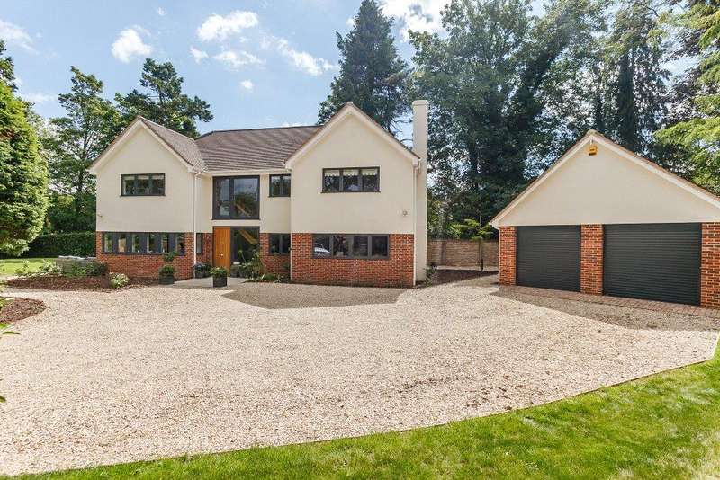 4 Bedrooms Detached House for sale in Peppard Lane, Henley-on-Thames, RG9