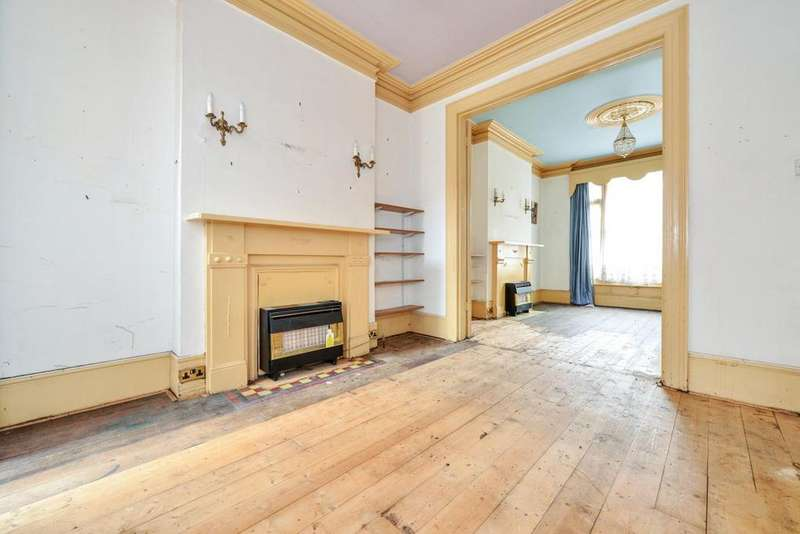 4 Bedrooms Terraced House for sale in Studdridge Street, Fulham